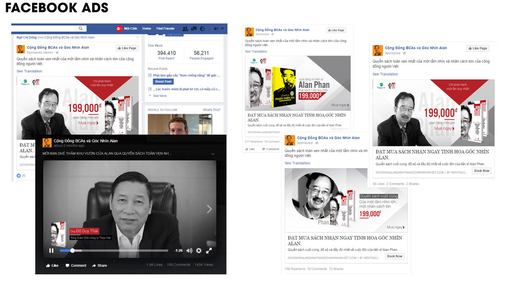 facebook Ads alanphan